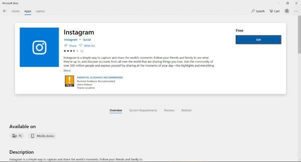 cách đọc tin nhắn trên instagram bằng máy tính