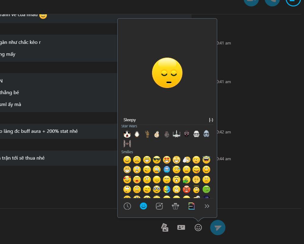 đăng nhập skype trên web