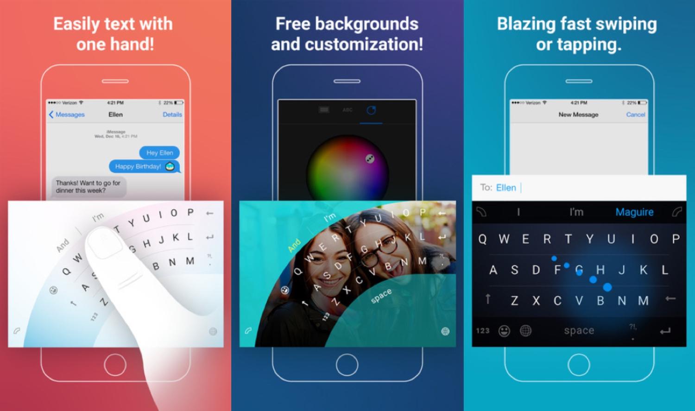 Tham khảo ứng dụng bàn phím ảo iPhone tốt nhất hiện nay