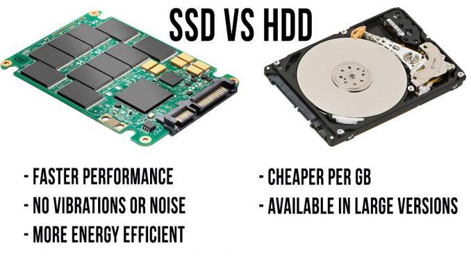 ổ cứng sshd là gì