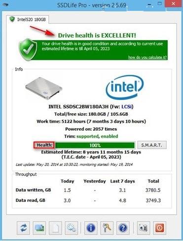 cách kiểm tra ổ cứng ssd - 1