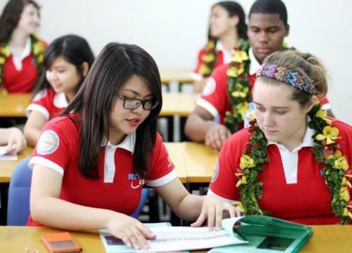 trường cao đẳng ngoại ngữ